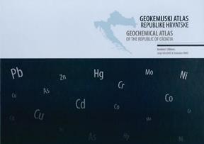 Geokemijski atlas naslovnica