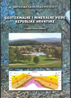 Geotermalne i mineralne vode Republike Hrvatske naslovnica