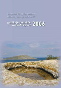 Godišnje izvješće 2006 naslovnica