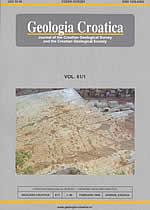 Geologia Croatica naslovnica