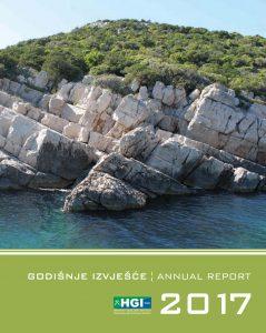 Godišnje izvješće 2017 naslovnica