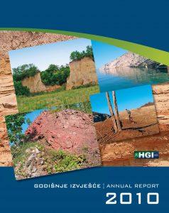 Godišnje izvješće 2010 naslovnica