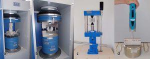 Testiranje stjena u laboratoriju