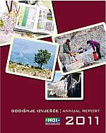 Godišnje izvješće 2011 naslovnica