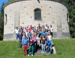 Projektni tim prvog projektnog sastnka u Münchenu