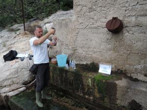 Uzorkovanje i monitoring voda u slijevu pilot područja