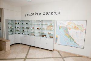 geološka zbirka zadar