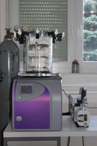 Liofilizator (freeze-dryer) SP Scientific