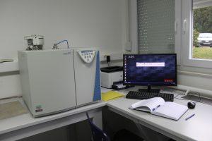CN analizator Thermo Scientific