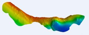 Prikaz dijela Koločepskog kanala