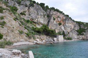 Otok Vis, izvor Pizdica – hrvatsko pilot područje