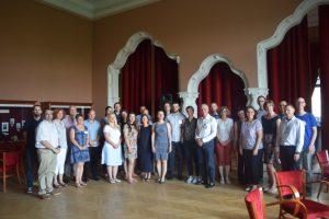 Zajednička fotografija projektnih partnera Deepwater-CE