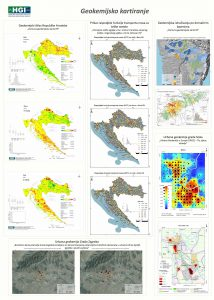 Geokemijska karta RH primjeri