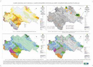 Karte mineralnih sirovina i geoloških potencijalnosti Sisačko-moslovačke županije