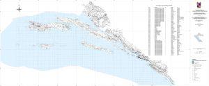 Karta mineralnih sirovina Dubrovačko-neretvanske županije