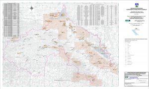 Karta mineralnih sirovina Koprivničko-križevačke županije