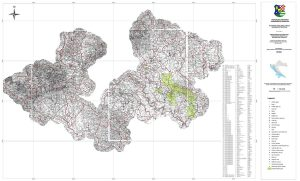 Karta mineralnih sirovina Zagrebačke županije
