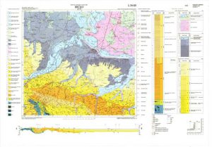Osnovna geološka karta RH 1:100.000 list Brčko