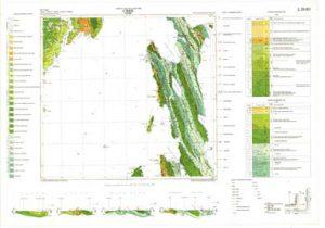 Osnovna geološka karta RH 1:100.000 list Cres