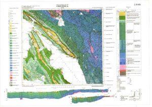 Osnovna geološka karta RH 1:100.000 list Crikvenica