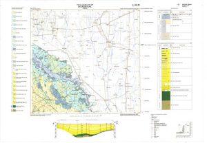 Osnovna geološka karta RH 1:100.000 list Đurđevac