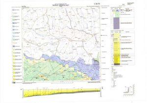 Osnovna geološka karta RH 1:100.000 list Donji Miholjac