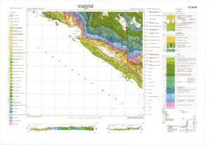 Osnovna geološka karta RH 1:100.000 list Dubrovnik