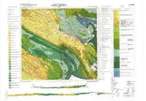 Osnovna geološka karta RH 1:100.000 list Ilirska Bistrica