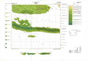 Osnovna geološka karta RH 1:100.000 list Jelsa