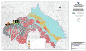 Karta geološke potencijalnosti Koprivničko-križevačke županije