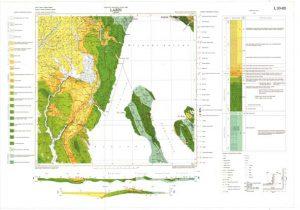 Osnovna geološka karta RH 1:100.000 list Labin