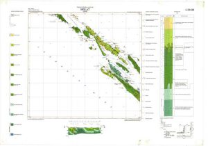 Osnovna geološka karta RH 1:100.000 list Molat