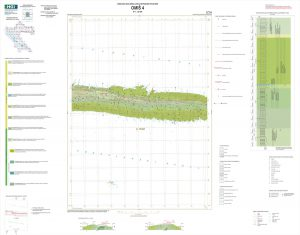 Osnovna geološka karta RH 1:50.000 Omiš 4