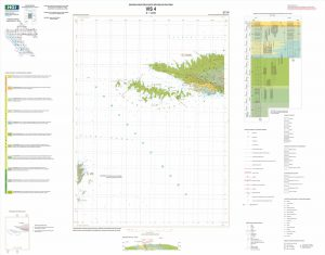 Osnovna geološka karta RH 1:50.000 Vis 4