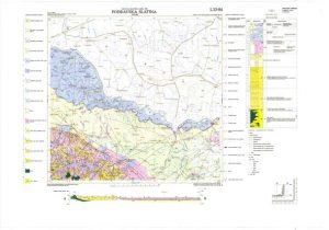 Osnovna geološka karta RH 1:100.000 list Podravska Slatina