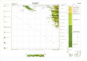 Osnovna geološka karta RH 1:100.000 list Primošten