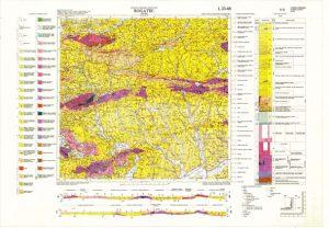 Osnovna geološka karta RH 1:100.000 list Rogatec