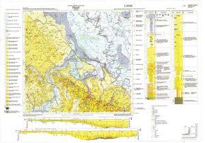 Osnovna geološka karta RH 1:100.000 list Sisak