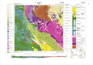 Osnovna geološka karta RH 1:100.000 list Slunj