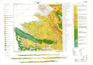 Osnovna geološka karta RH 1:100.000 list Trst