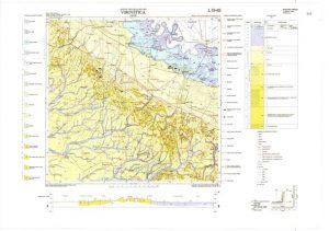 Osnovna geološka karta RH 1:100.000 list Virovitica