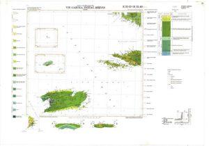 Osnovna geološka karta RH 1:100.000 list Vis (Jabuka, Svetac, Biševo)