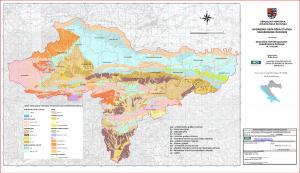 Karta geološke potencijalnosti Varaždinske županije