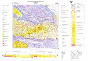Osnovna geološka karta RH 1:100.000 list Čakovec