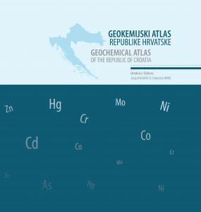 Geokemijski atlas RH naslovnica