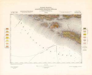 Arhivske karte Austro-Ugarske monarhije list I. Solta