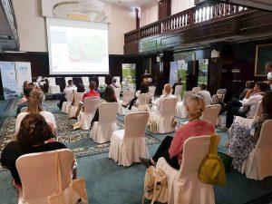 Atmosfera tijekom predavanja (Foto: Ivana Boljat)