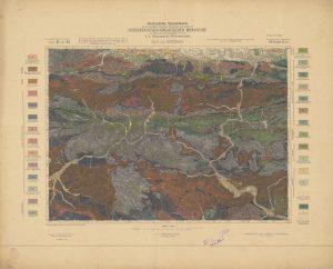 Arhivske karte Austro-Ugarske monarhije list Cilli und Ratschech