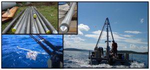Istražna bušenja/jezgrovanje kvartarnih sedimenata podmorja/jezera
