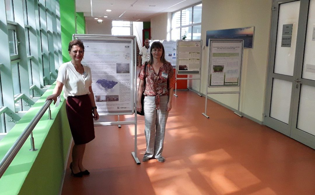 Croatian team from SIMONA project participated at the 13th International Scientific/Professional Conference